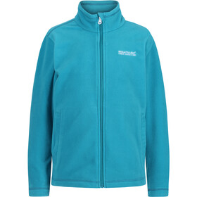 Regatta King II Fleecejacke Kinder freshwater blue